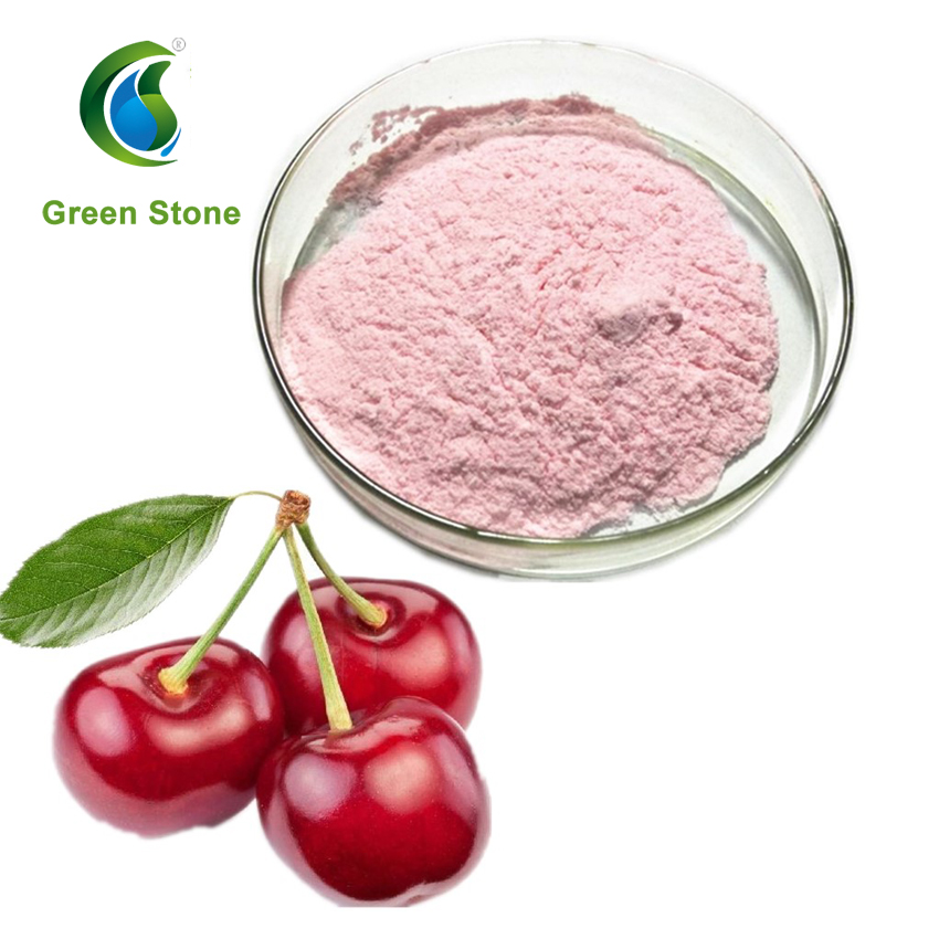 Green Stone cherry pure stevia extract factory price for health care products-2