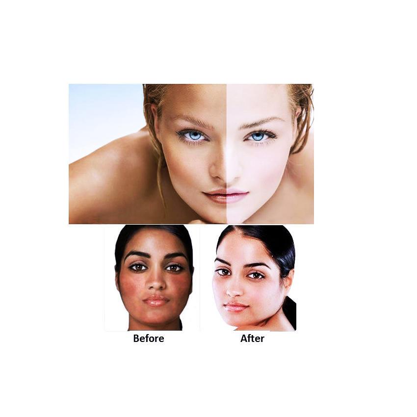 Skincare Cosmetics L-Ascorbic Acid Serum Whitening Facial Serum Whitening Cream Formula