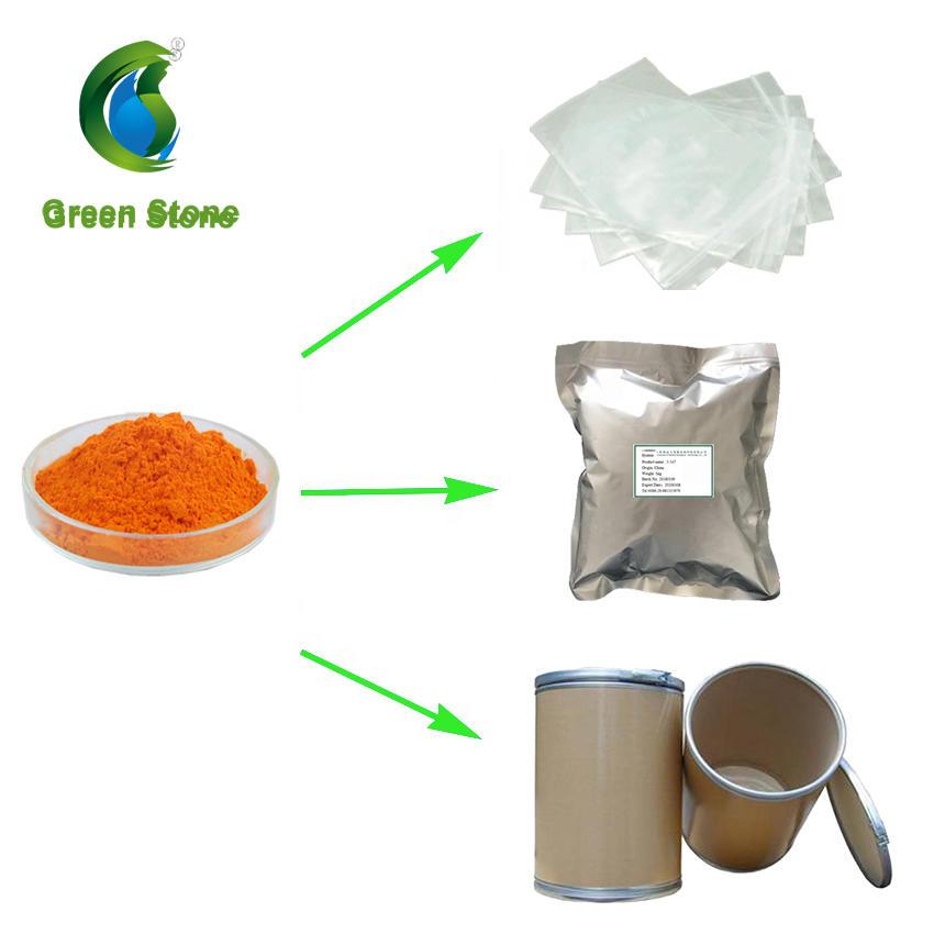 Natural Plant Extract Turmeric Extract Powder Curcumin 95% Powder