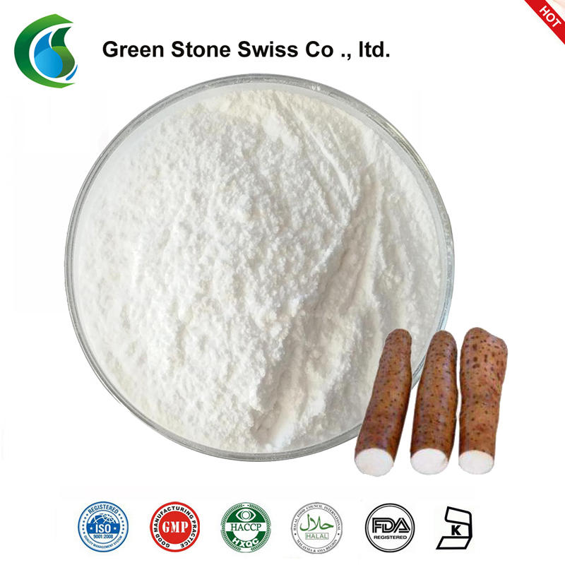 Wild Yam Powder Extract Extraction Of Bioactive Compounds