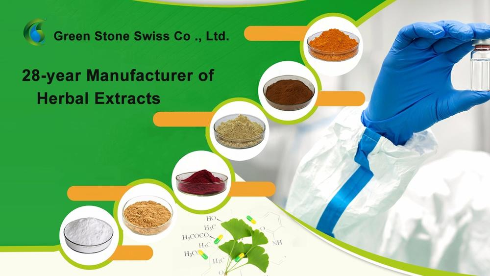 Herbal Extracts Factory