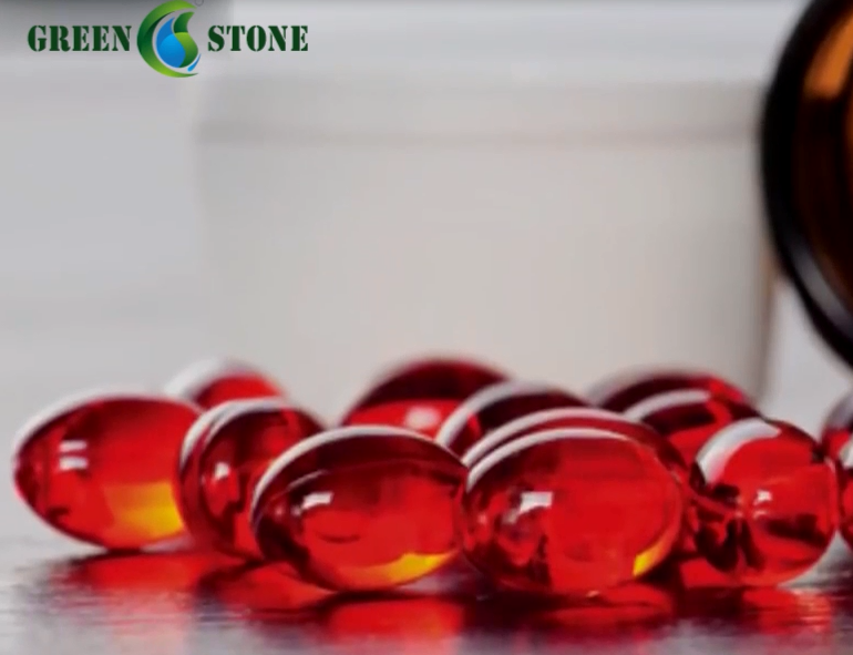 Astaxanthin is used as a feed supplement
