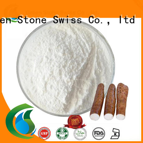 Green Stone belladonna raw stevia powder producer for cosmetics
