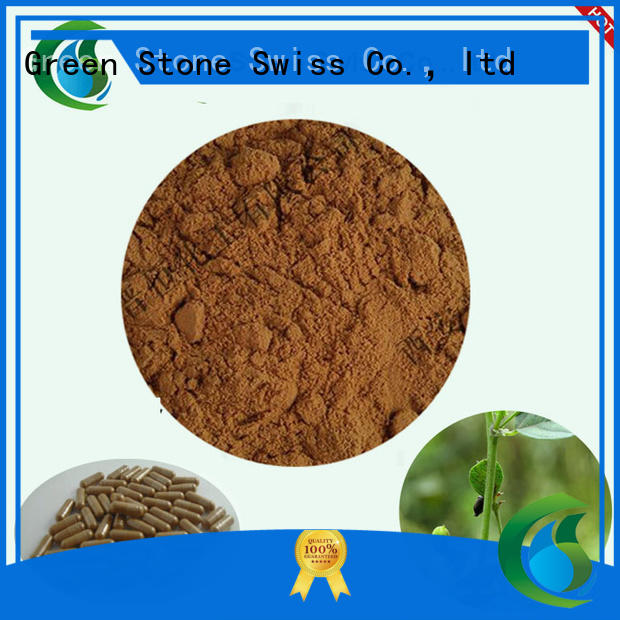 Green Stone first class natural flower extracts wholesale for health care products