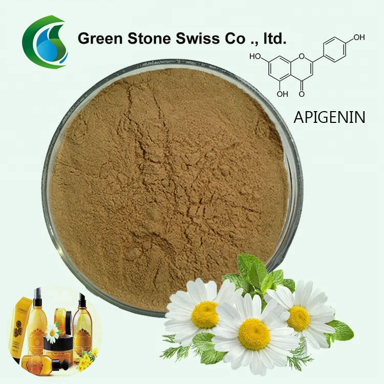 Natural Chamomile Flower Extract Apigenin