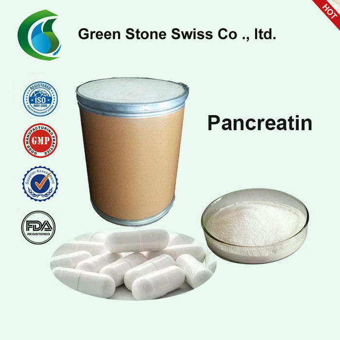 Active Pharmaceutical Ingredients Factory Supply High Quality Pancreatic Enzyme