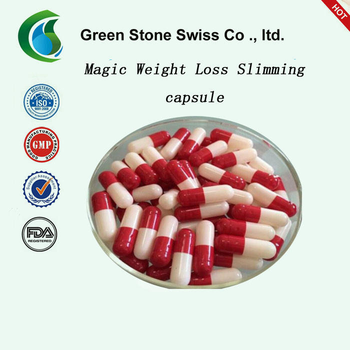 Quality Nutrition Magic Weight Loss Slimming Capsule Nutritional Status Formula