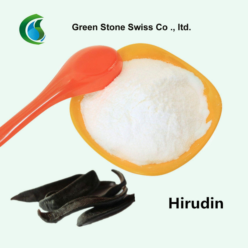 Natural And High Quality Hirudin Freeze-Dried Powder Advanced Nutrition Formula