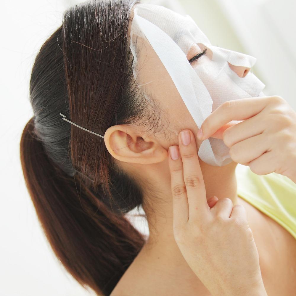 White Formula Bio-Cellulose Facial Masks Skin Whitening Formula
