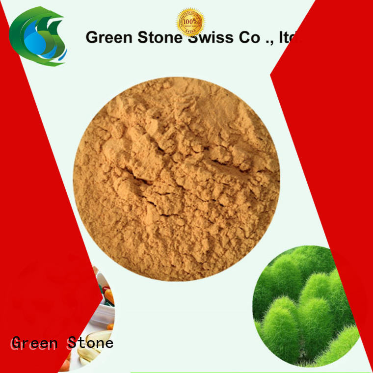 licorice raspberry extract powder factory price for food Green Stone