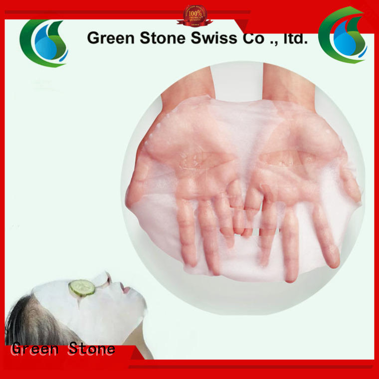 Green Stone lightening mix cream formula for whitening from China for facial cleaner