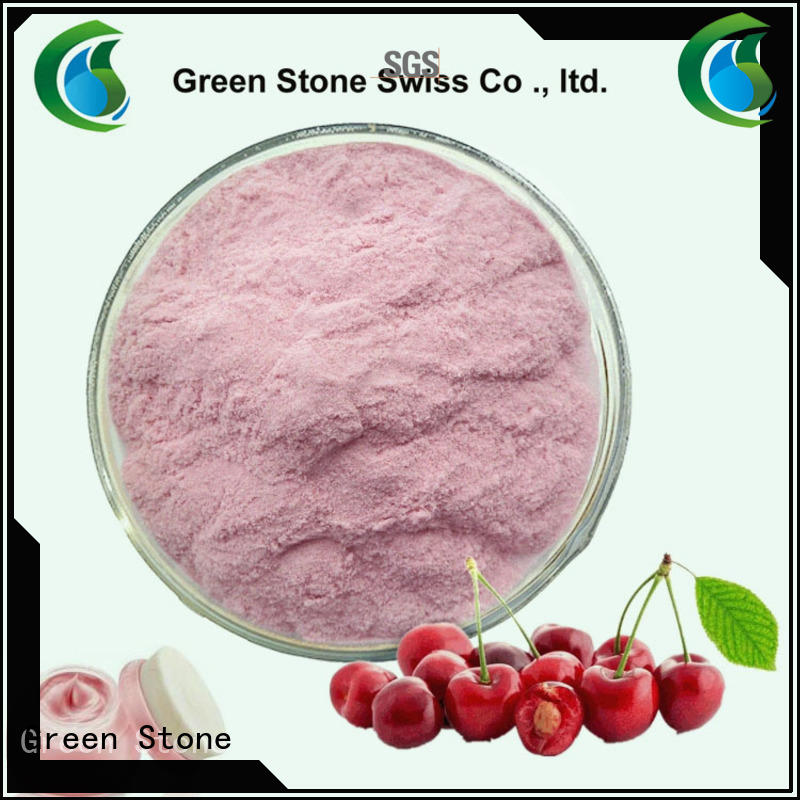 Green Stone cohosh therapeutic plant extracts factory price for cosmetics