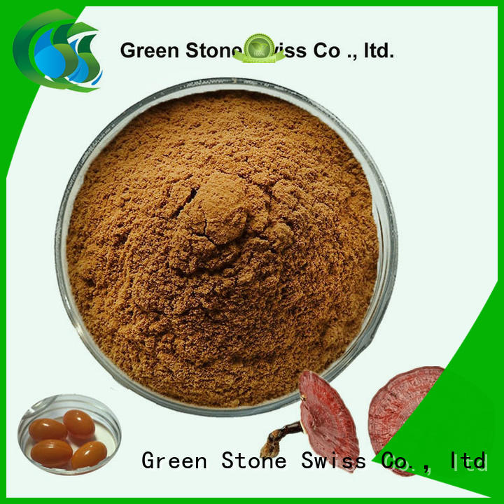 Green Stone good to use therapeutic plant extracts owner for cosmetics
