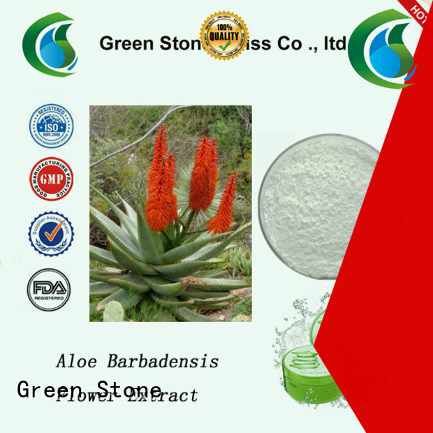 Green Stone good to use bioactive plant extracts wholesale for cosmetics