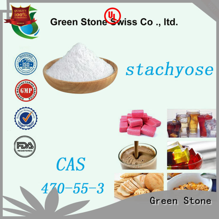 Green Stone green natural herbal extract birch for health care products