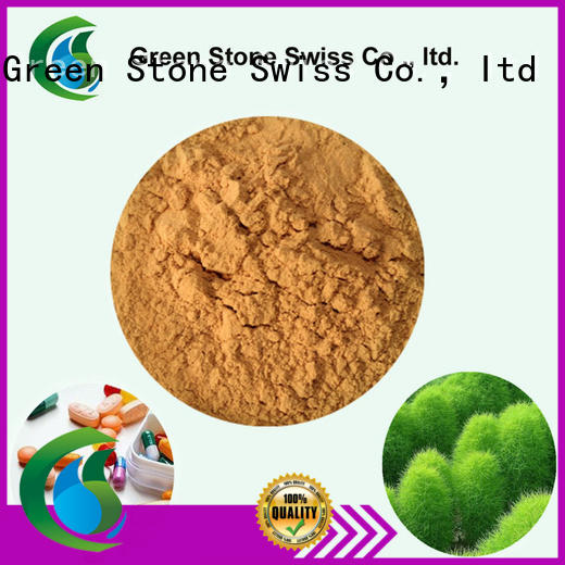 Green Stone health bioactive plant extracts personalized for food