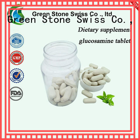 Green Stone status pioneer nutritional formulas from China for hospital