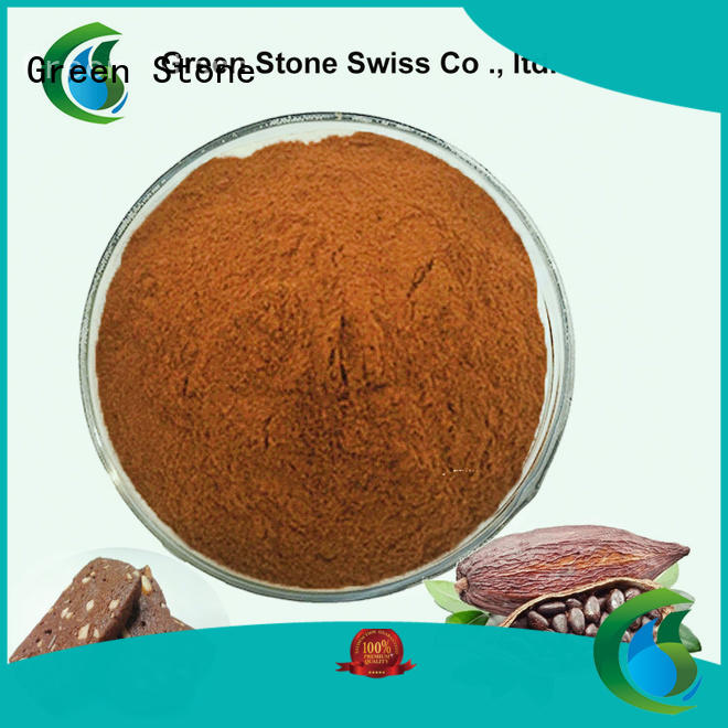 Green Stone health leaf extract supplier for health care products