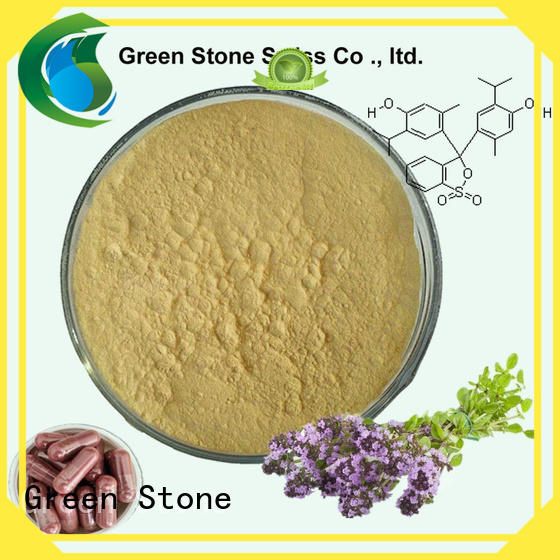 Green Stone lions green stevia powder producer for health care products