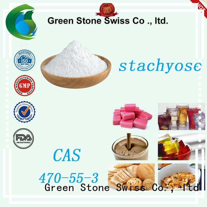Green Stone shiitake greens powder producer for food