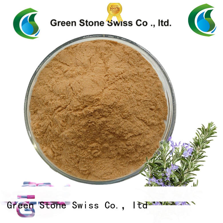 cohosh blueberry extract oleuropein for health care products Green Stone