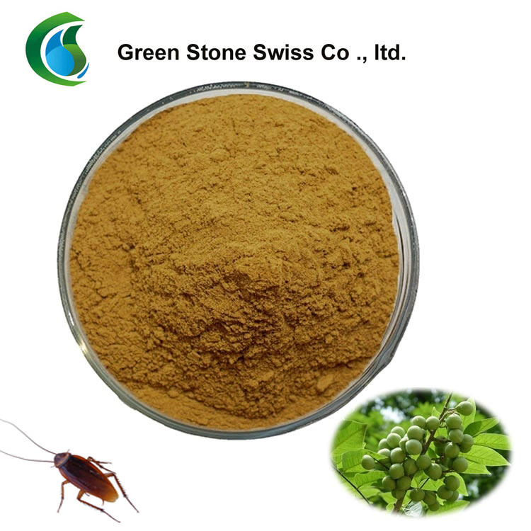 Neem Extract Powder Green Plant Extract