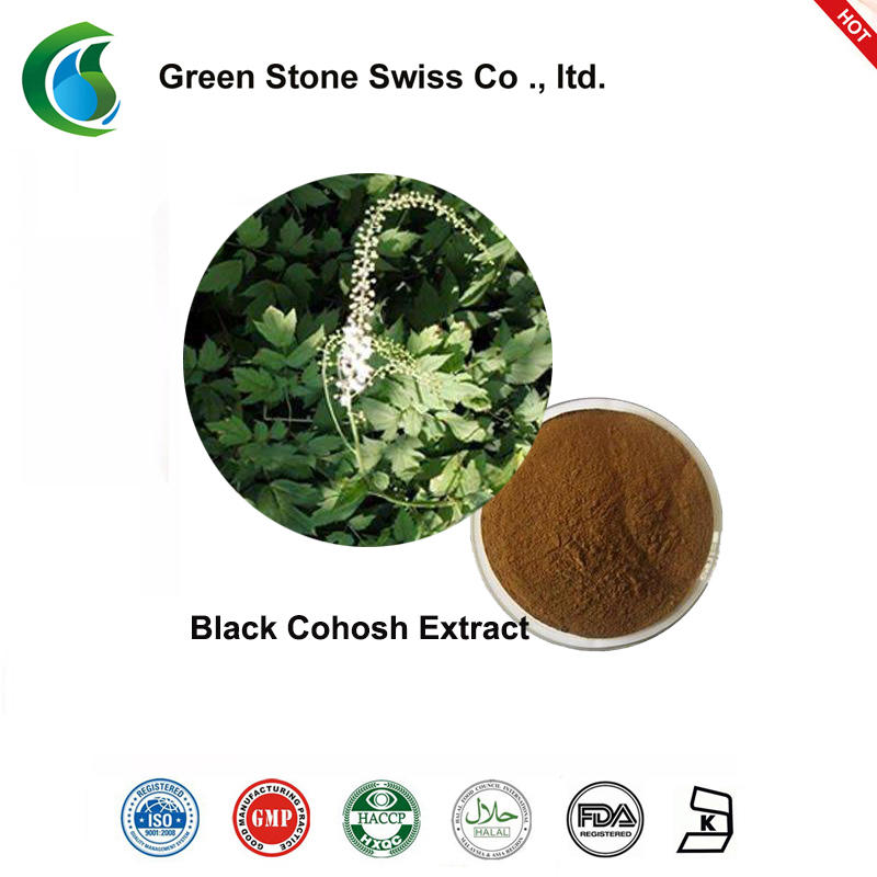 Black Cohosh Extract Botanical Extracts
