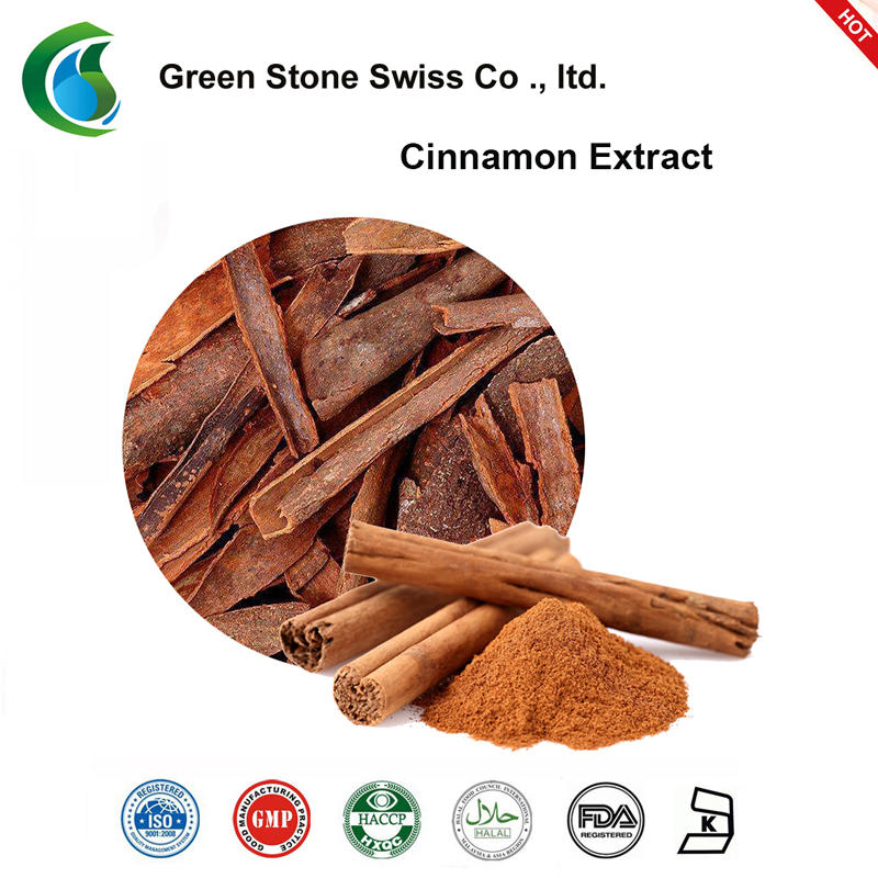 Organic Plant Extracts Cinnamon Bark Extract