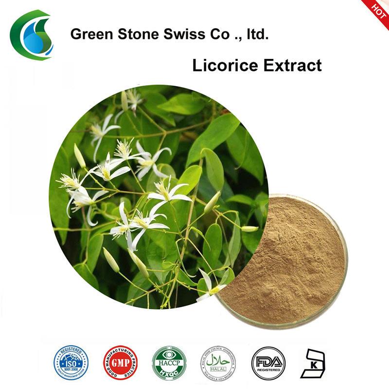 Licorice Root Extract Powder Licorice Extract Powder