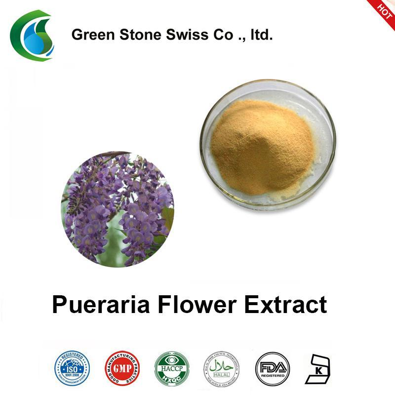 Pueravia Flower Extract Antibacterial Plant Extracts