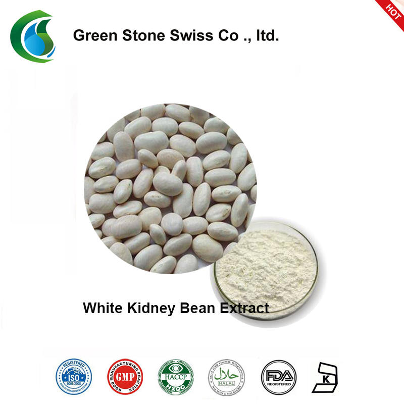 White Kidney Bean Extract Plant Extracts For Skin Care