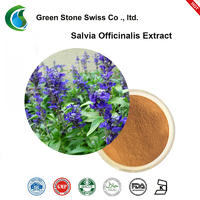 Crude Plant Extract Salvia Officinalis Extract Powder