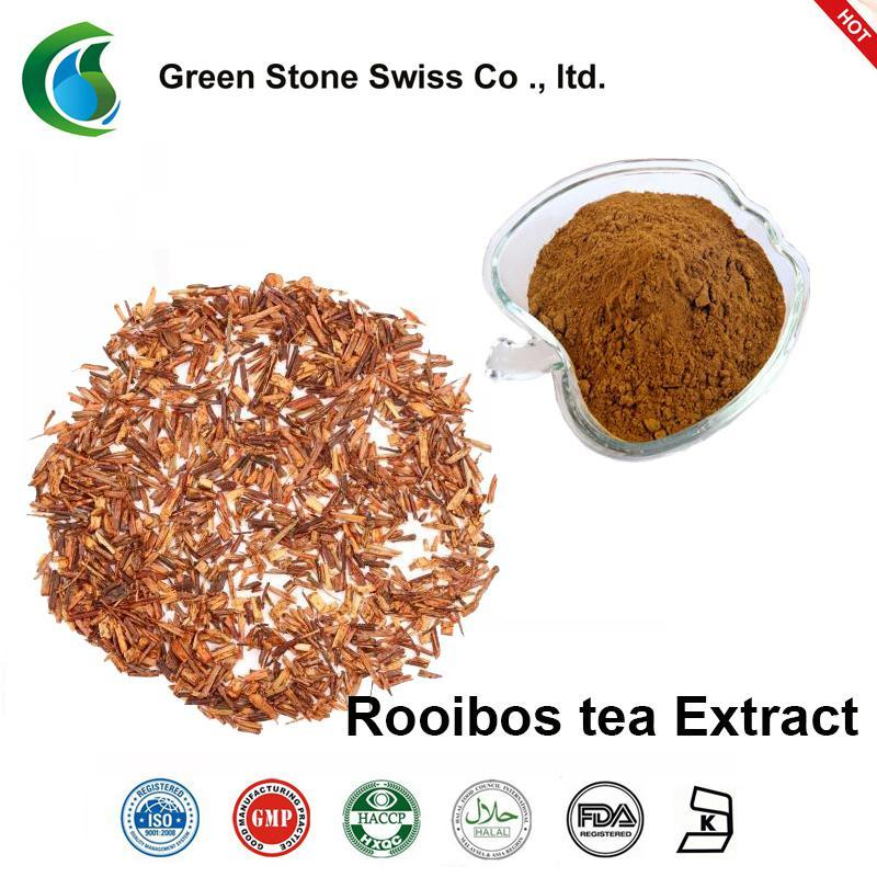 Natural RooibosTea Extract Powder Herbal Extraction Plant