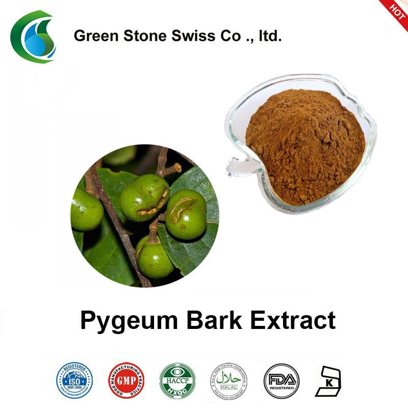 Pygeum Bark Extract Plant Extract Powder