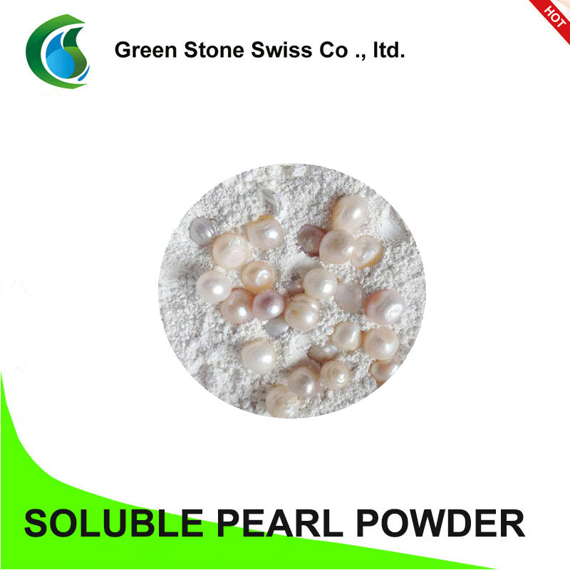Soluble Pearl Powder