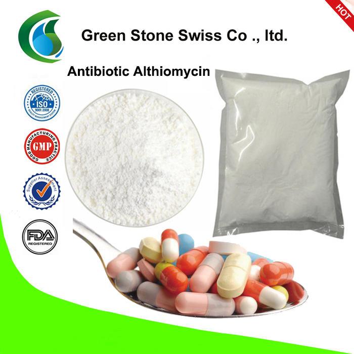 Antibiotic Althiomycin