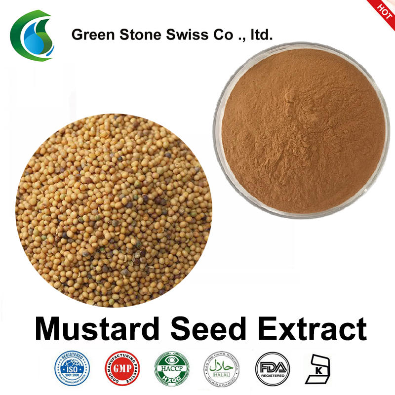 Mustard Seed Extract standardized to 10% glucosinolates