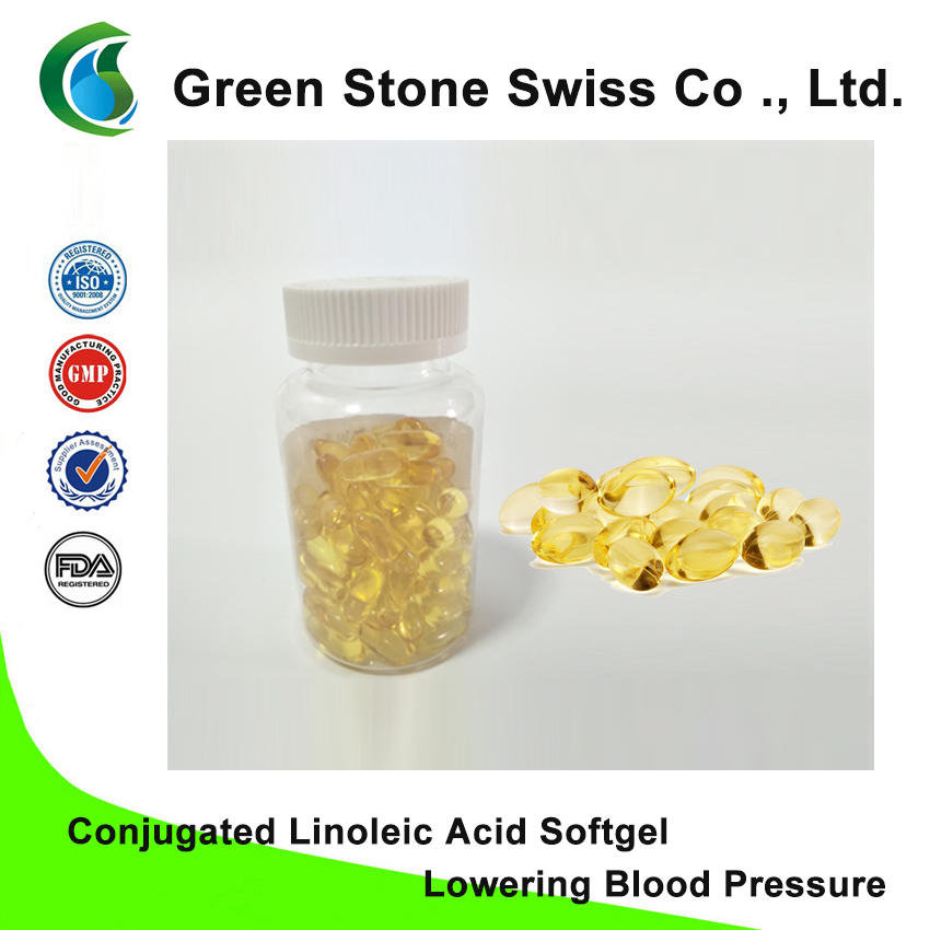 Conjugated Linoleic Acid Softgel Effectively Antihypertensive