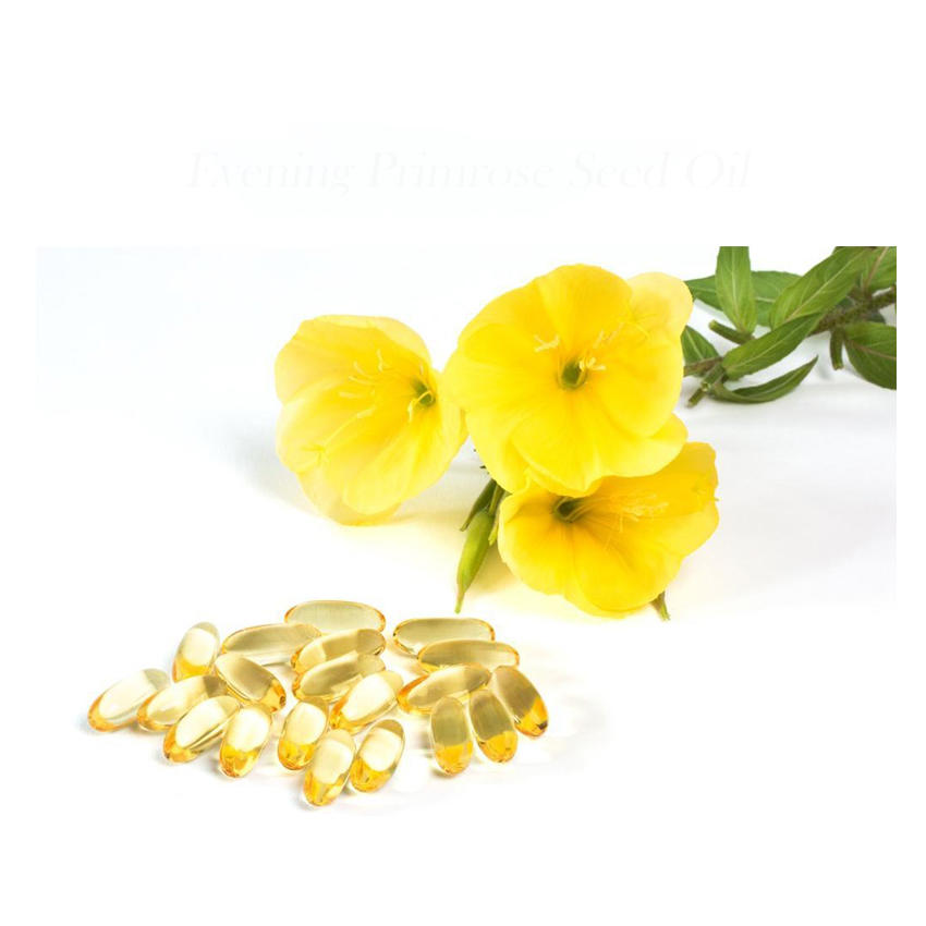 Omega 6 Epo Evening Primrose Oil Softgel GMP Certificated