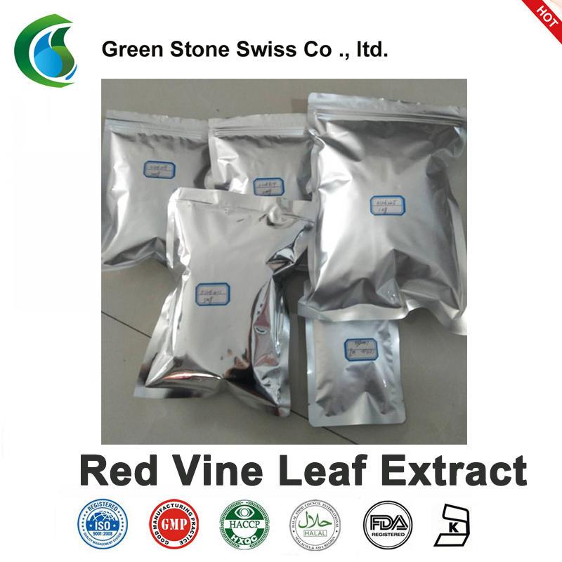 Red Vine Leaf Extract (Vitis Vinifera)