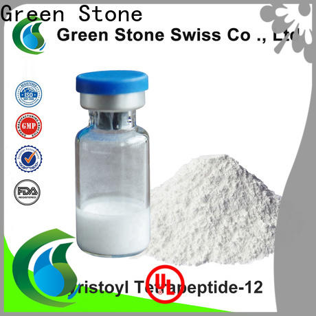 Green Stone tripeptide benefit cosmetics ingredients for agriculture