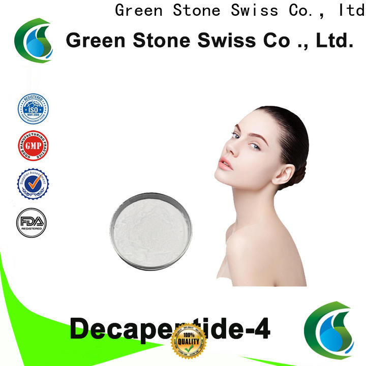 Green Stone anti-oxidation benefit cosmetics ingredients for agriculture