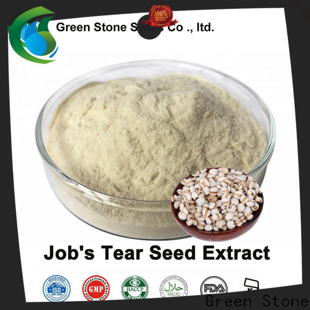 Green Stone professional concentrated plant extract supplier for food