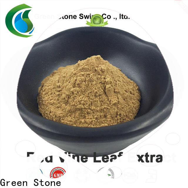Green Stone corallina diy cosmetic ingredients customized for medical