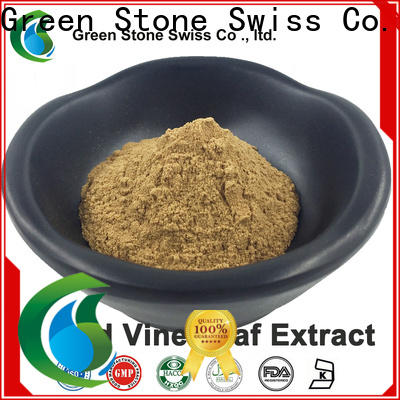 Green Stone professional antimicrobial plant extracts factory price for cosmetics