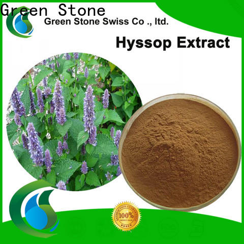 Green Stone hot sale diy cosmetic ingredients for manufacturer for medical