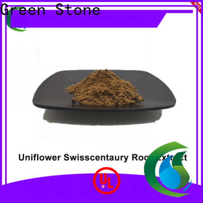 Green Stone natural benefit cosmetics ingredients factory price for food industries
