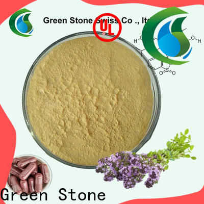 Green Stone rosea sweet leaf stevia extract personalized for food