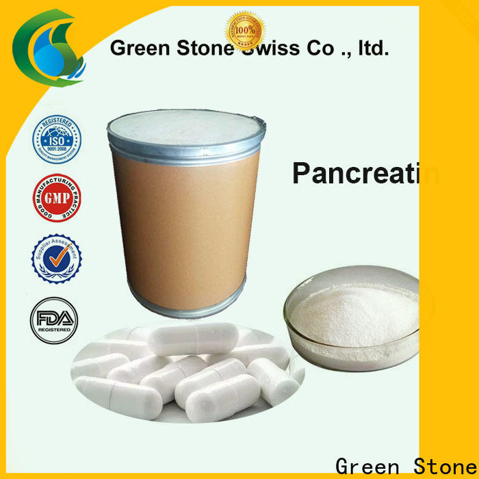 Green Stone quality inactive pharmaceutical ingredients series for medicinal powder