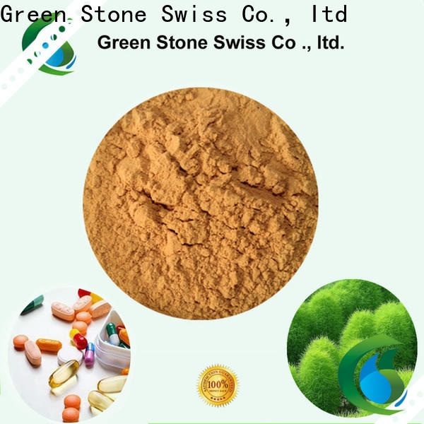 Green Stone hot sale sweet leaf stevia extract supplier for health care products